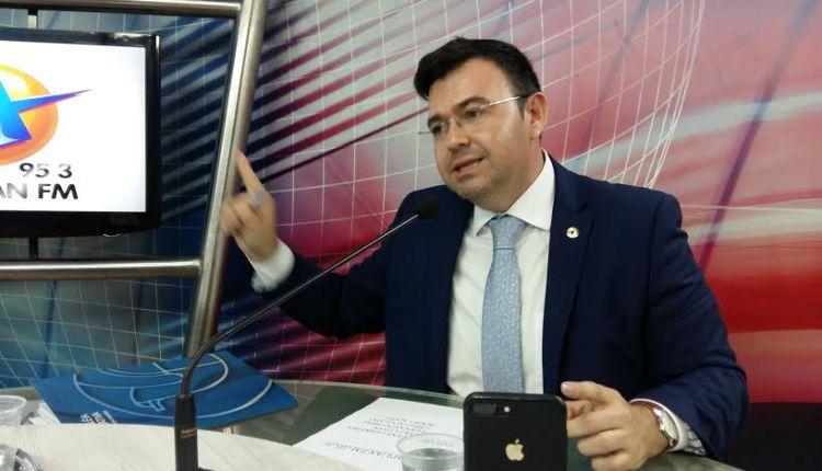 Raniery Paulino apresenta 15 emendas para Lei Orçamentária Anual (LOA)