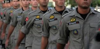 Candidatos a soldado da PM e BM são convocados para últimas fases do concurso