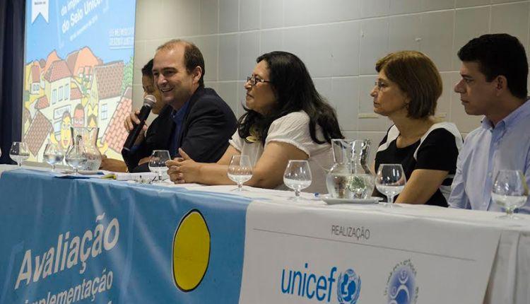 Paraíba recebe primeiro encontro de capacitação do Selo UNICEF