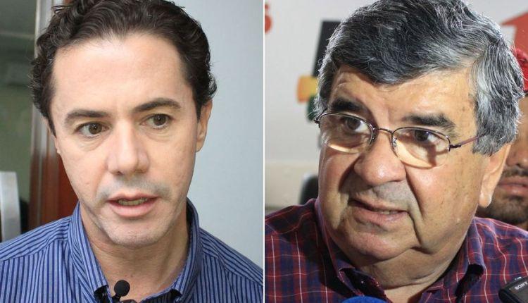 Ex-governador e ex-prefeito de Campina não querem aliança do PMDB com PSDB
