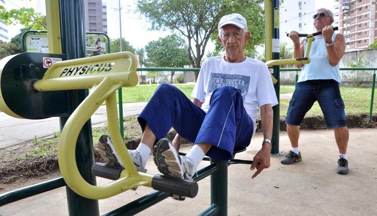 PMJP lança Circuito Vida Ativa para melhorar qualidade de vida de idosos