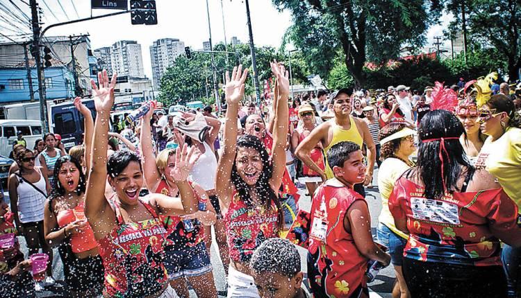 Carnaval 2018 injetará R$ 11 bilhões na economia brasileira