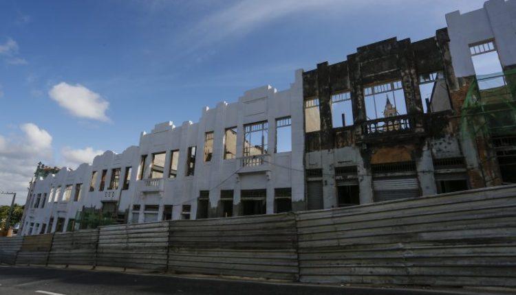 Interessados em ocupar os casarões da Villa Sanhauá poderão pagar entre R$ 212 e R$ 666 reais pelo uso