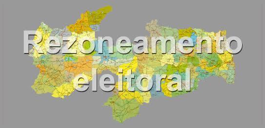 TRE da Paraíba realizará o processamento do rezoneamento no cadastro eleitoral
