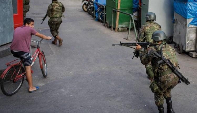 Governo Federal decide fazer intervenção na segurança pública do Rio de Janeiro