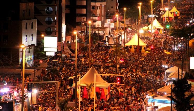 Bloco das Muriçocas altera expediente na Prefeitura da Capital