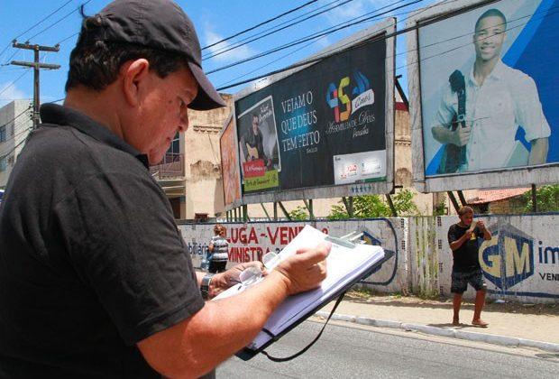 PMJP vai notificar proprietários de 537 imóveis que estão com propaganda irregular