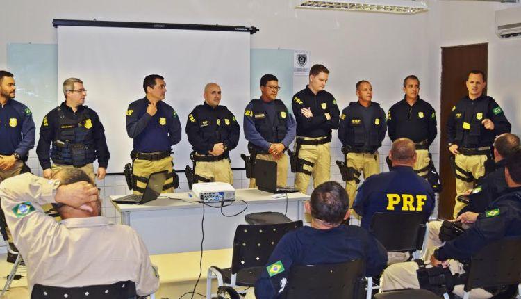 João Pessoa sedia encontro operacional de enfrentamento ao narcotráfico da PRF