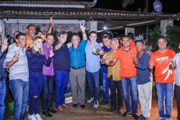 Genival Matias reúne lideranças de 20 municípios do Cariri e Seridó em apoio a Veneziano