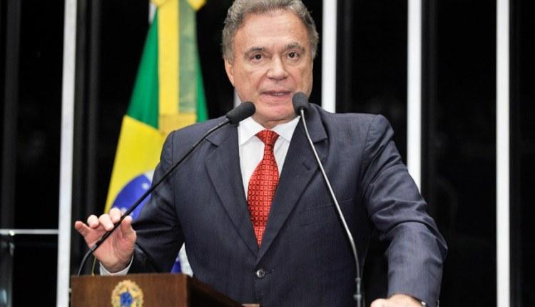 Pré-candidato à presidência, Álvaro Dias faz palestra na Câmara de João Pessoa nesta quinta-feira (3)