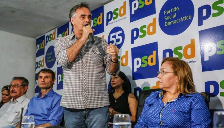 Cartaxo prestigia posse de Eva Gouveia na presidência do PSD e destaca união da oposição