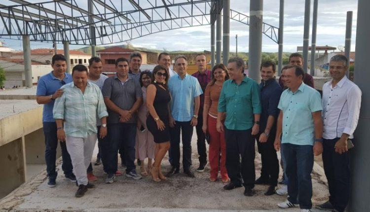 No Vale do Piancó, Lucélio diz que a PB pode avançar com novo modelo de gestão