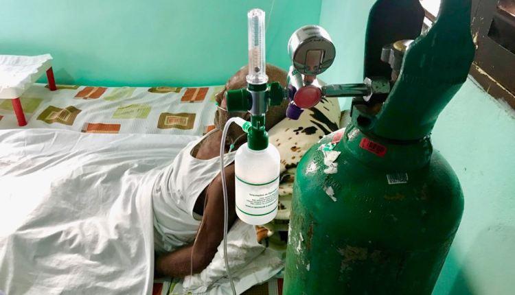 Oxigenoterapia melhora condições de vida de pacientes em Santa Rita