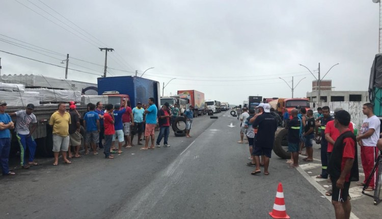 """O que vier a gente vai enfrentar"", dispara presidente do sindicato dos caminhoneiros na PB"