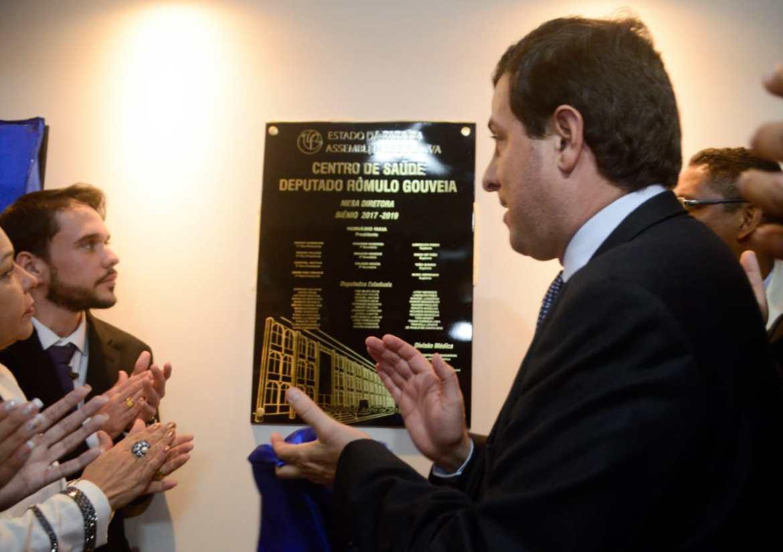 Inaugurado novo Centro de Saúde da Assembleia Legislativa da Paraíba