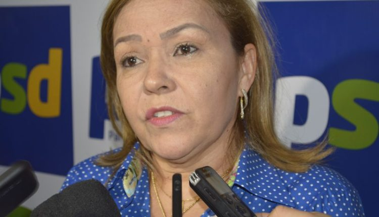 Eva desiste de disputar uma vaga na Câmara, mas garante que o PSD estará ao lado de Lucélio