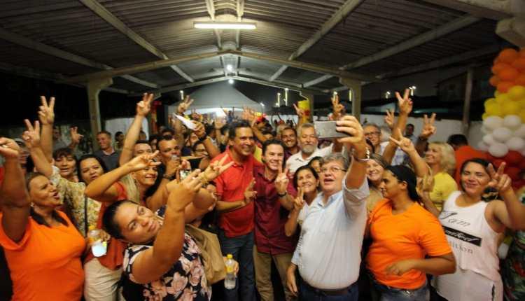 Pré-candidatos Veneziano e João, participam de Encontro do PSB em Mamanguape