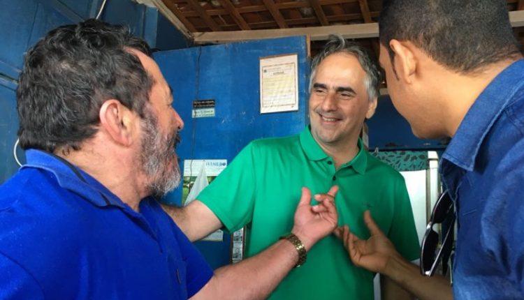 """Em Baraúna, Lucélio diz: """"o que nos move é o fazer mais pelas pessoas"""""""