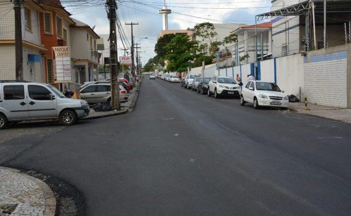 'Operação asfalto' realiza ações em várias ruas da Capital; confira