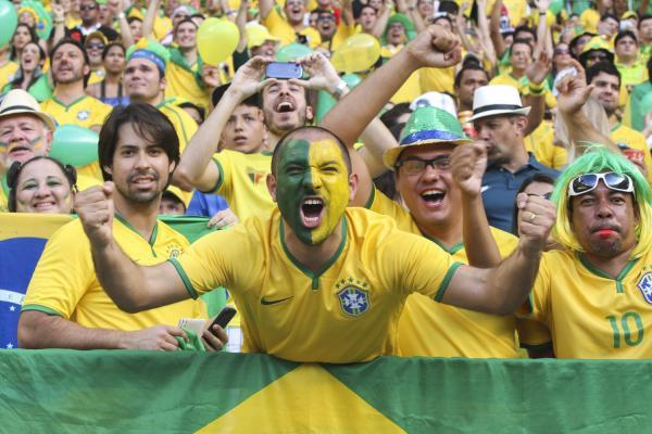 PMJP altera horário de expediente nos dias dos jogos da seleção brasileira na Rússia