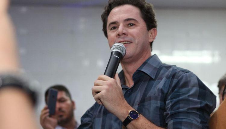 Prefeito de Cabedelo anuncia apoio a Veneziano para a disputa do Senado Federal