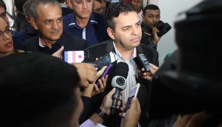 Fábio Carneiro diz que Lucélio largou na frente com apoio de PRTB, PSL, DC e SD