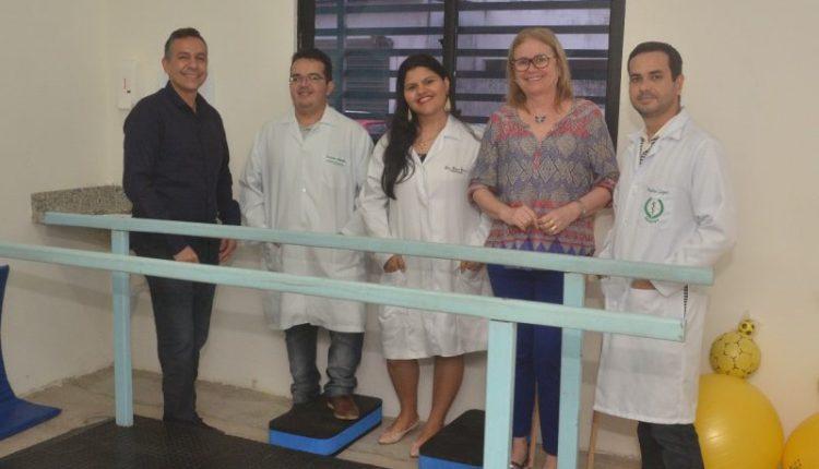 Atendimento de fisioterapia é implantado na policlínica Barão do Abiay
