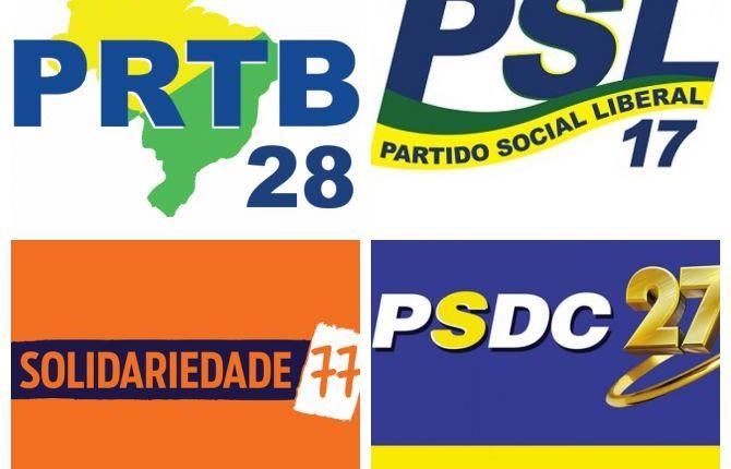 PRTB, PSL e DC fazem convenção conjunta nesta segunda-feira em JP