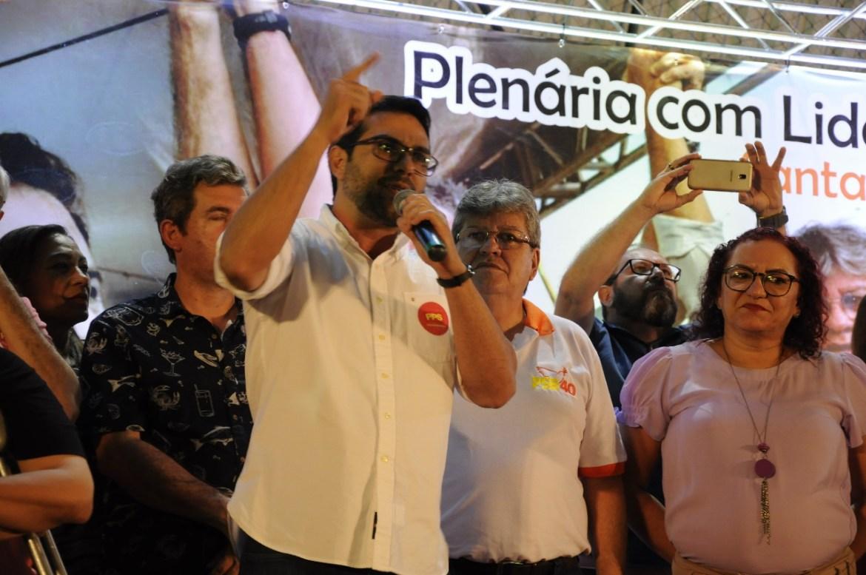 Azevêdo diz que Sta Rita precisa ser melhor representada na AL e aponta Henrique Maroja como solução