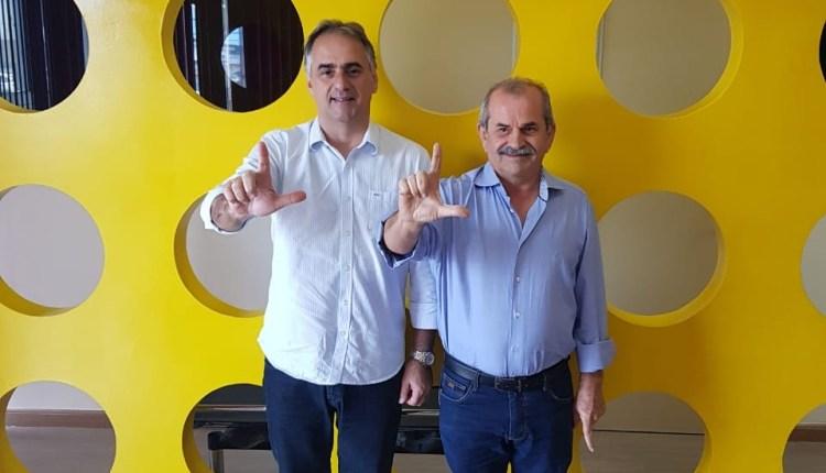 """Lucélio vai representar os interesses dos paraibanos"", diz prefeito de Uiraúna"