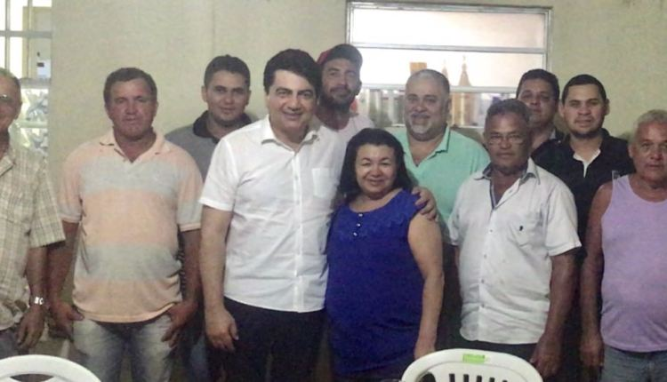 Prefeita do PSD declara apoio a Manoel Junior para senador