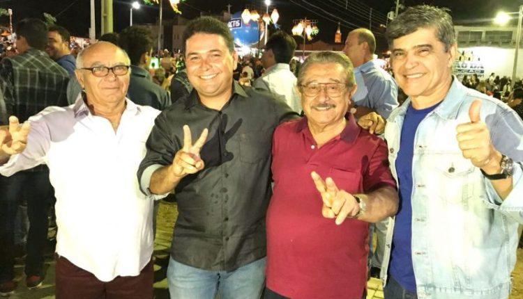 Maranhão 'fecha' com o PR de Wellington Roberto e anuncia nome do seu vice