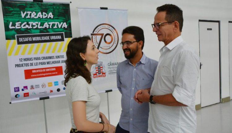 'Mudança Via Leis e Mobilização' será o tema da Virada Legislativa durante o Hackfest