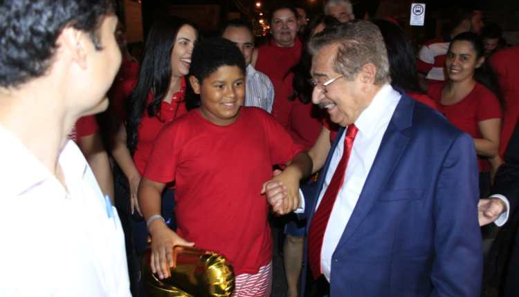 Zé Maranhão demonstra, mais uma vez, ser o candidato mais bem preparado em debate