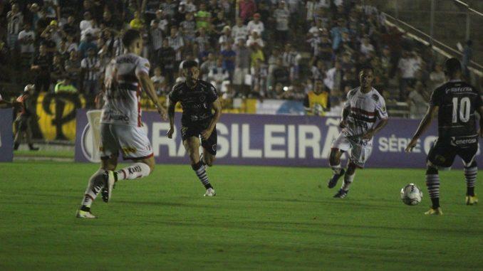 Botafogo-PB faz dever de casa, vence equipe paulista e está a um empate da Série B