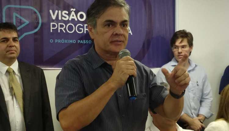 """Cássio manda recado para Ricardo: """"as pessoas não querem ouvir bate-boca de moleques; querem propostas"""""""