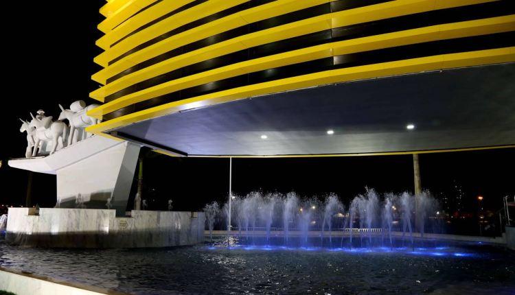 Museu instalado no Monumento dos 150 anos vence prêmio internacional no México