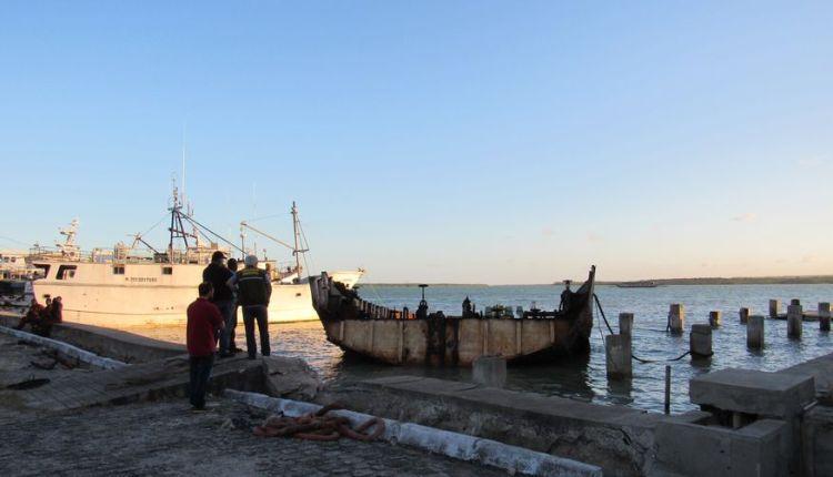 Após vazamento de amônia no Porto de Cabedelo, MPF reitera pedido para que segurança seja normalizada com urgência