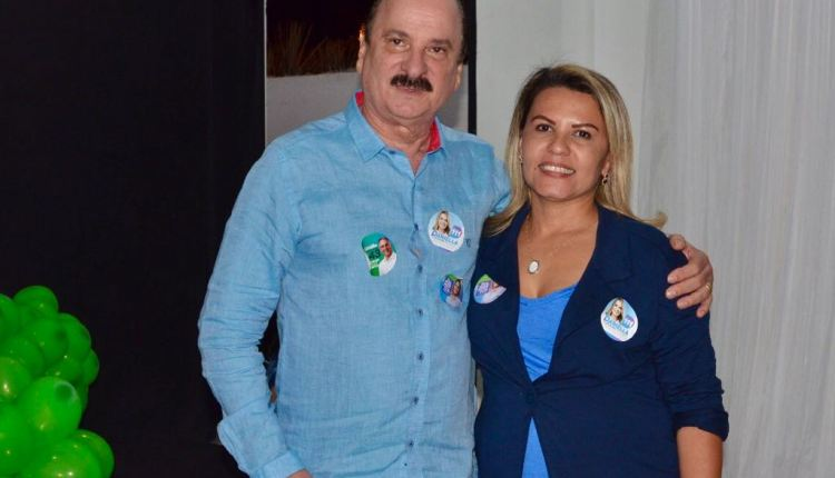 Vereador e ex-presidente da Câmara da Capital anuncia apoio a Dra Jane Panta
