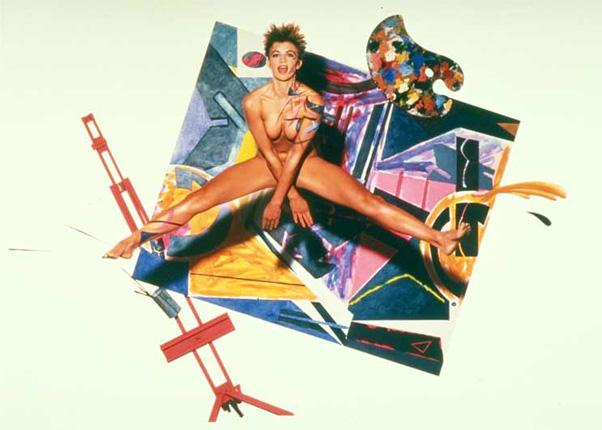 1986 - Reden wir über Kunst... Du kunst mir gerne einen blasen :-)