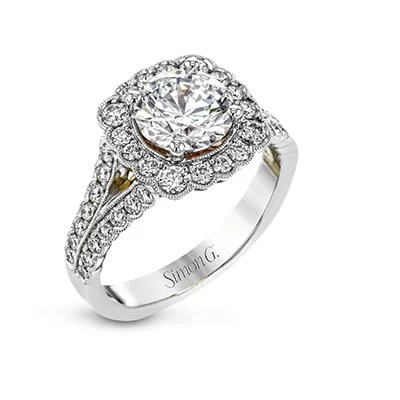 Simon G Platinum Engagement Rings Archives Pav Amp Broome