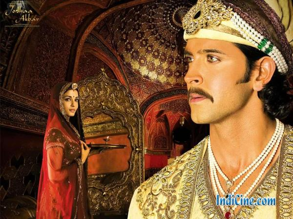 Review of jodhaAkbar its me and me all the way