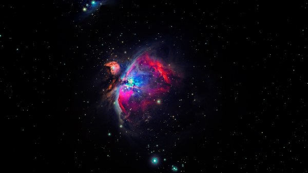 Orion Nebula Wallpapers (70+ background pictures)