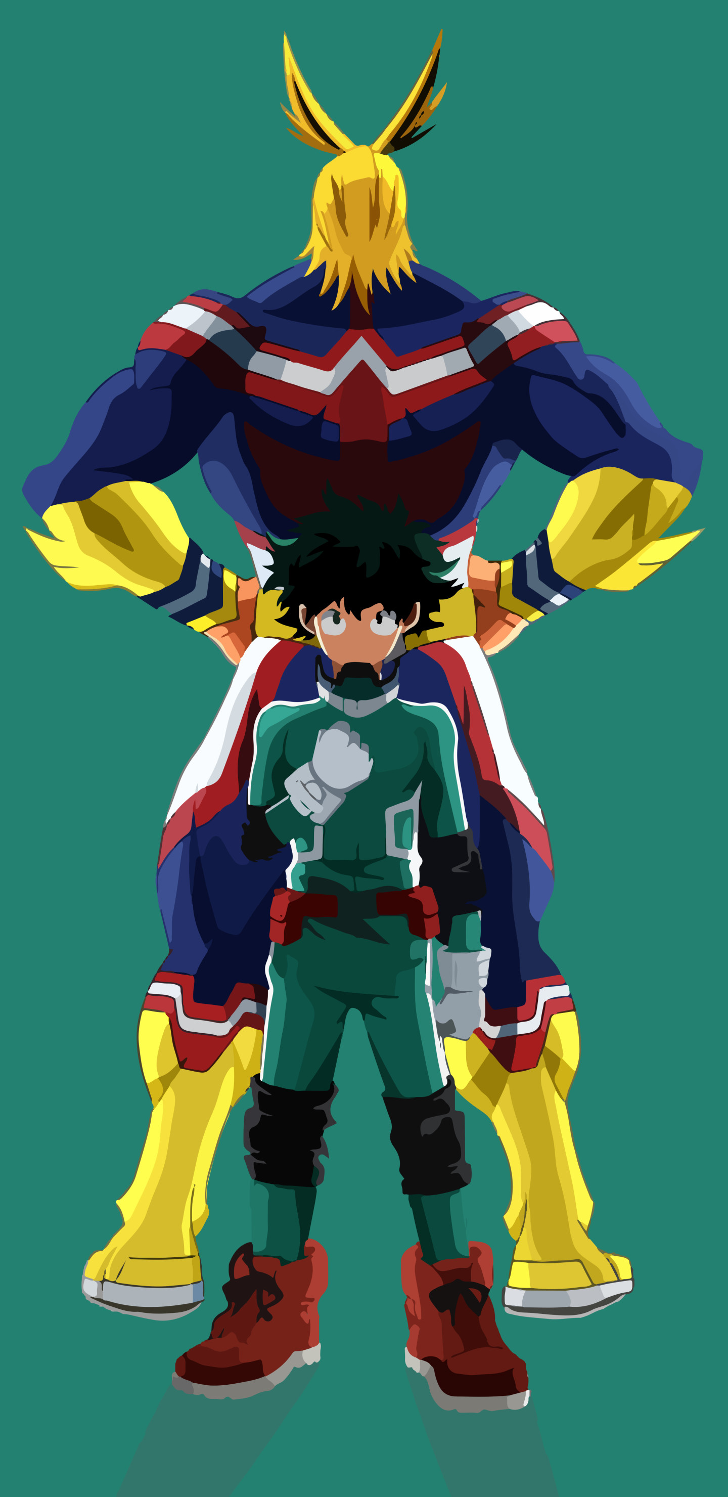 Vertical portrait hd resolution in 2160x3840, 1080x1920. My Hero Academia Wallpapers (70+ background pictures)
