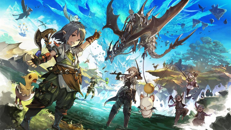 Ffxiv Wallpapers  85  background pictures  1920x1080 ffxiv wallpaper download free