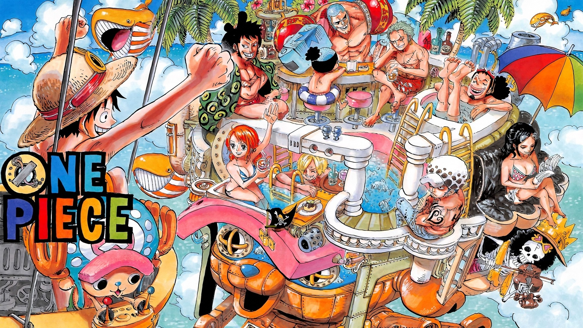 One piece x reader oneshots and smuts. One Piece Wallpapers 1920X1080 (78+ background pictures)