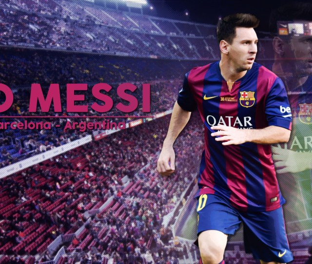 X Lionel Messi  World Cup Wallpaper