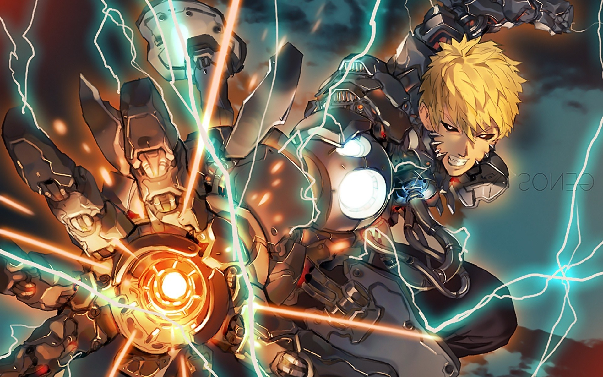 Anime · one punch man; One Punch Man Wallpapers HD (75+ background pictures)