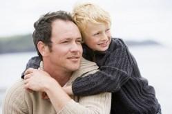 Статья: Когда потерян контакт с ребенком. Интервью журналу «Виноград»