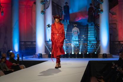 Pavel Berky Červený kabát